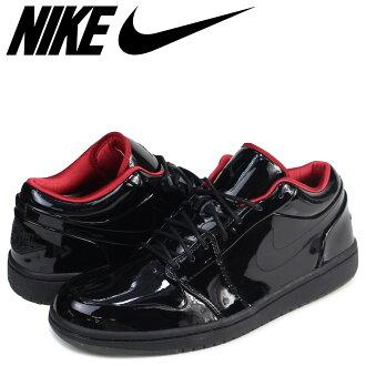 NIKE耐克空气乔丹1运动鞋AIR JORDAN 1 PHAT LOW PREMIUM 365763-001人鞋黑色