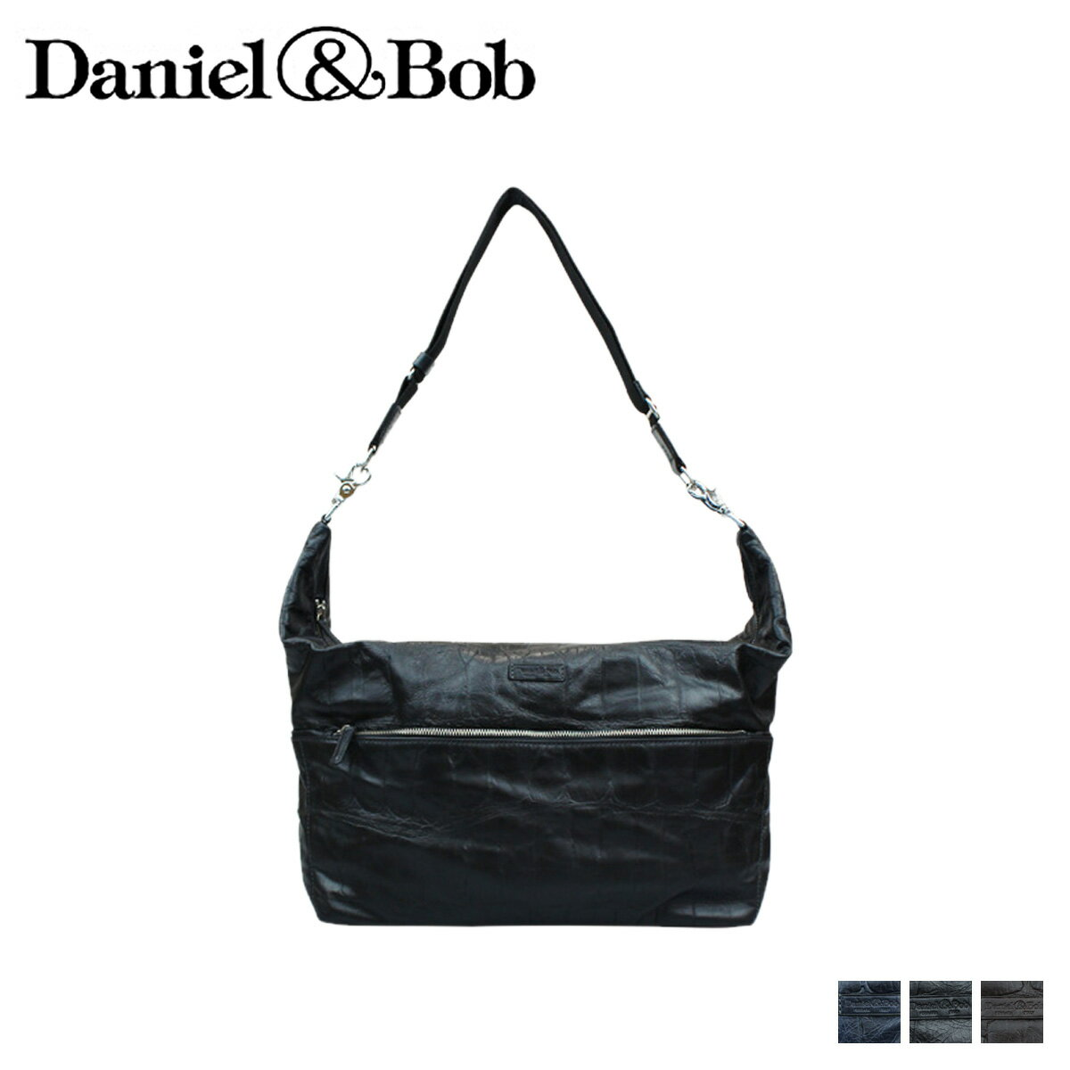 ダニエル&ボブ Daniel&Bob 3WAY ショルダーバッグ P034-1432 3カラー JASMINE COCCONE メンズ 【あす楽対象外】【返品不可】