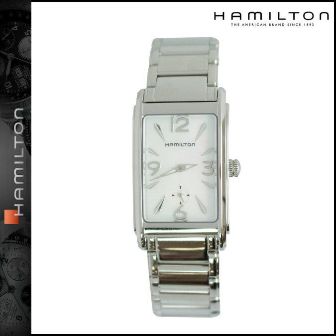 ハミルトン HAMILTON 腕時計 アードモア 24mm H11411155 ウォッチ 時計 シルバー ARDMORE AMERICAN CLASSIC レディース 【あす楽対象外】