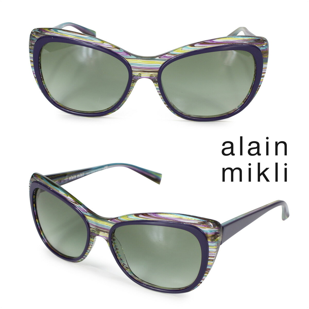 alain mikli サングラス メガネ アランミクリ メガネフレーム 眼鏡 イタリア製 メンズ レディース