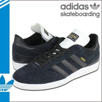 阿迪达斯滑板阿迪达斯滑板滑板鞋黑色男士运动鞋丹尼斯 デニスブセニッツ 模型黑色原件原件 SB 海外有限公司