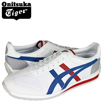 [賣出] 鬼塚虎 ASICs 鬼塚虎 asics 運動鞋白色 D 041N-0142年加州 78 男裝