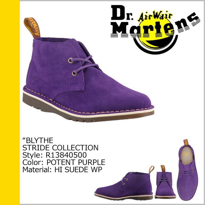 Dr.Martens ドクターマーチン デザートブーツ BLYTHE R13840500 メンズ