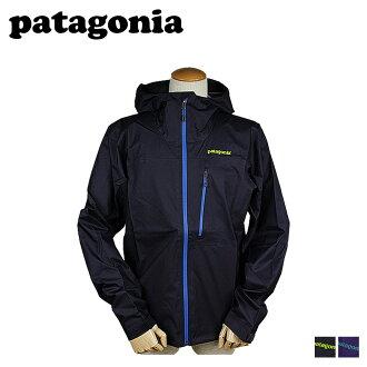 パタゴニア patagonia マウンテンパーカー [ ネイビー パープル ] 84171 Mens M10 Jacket メンズ [ 正規 ]
