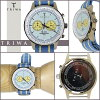 NEAC115 ALABASTER LAVENDER NEVIL mens Womens Tri TRIWA watches [light blue] [12 / 10 new in stock] [regular]