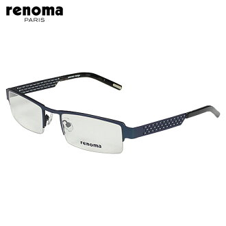 998578be1a ALLSPORTS  Point 2 x renoma renoma glasses  blue  metal frame mens Womens  unisex eyewear business  regular  02P13Dec14