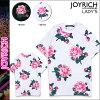 Joyrich JOYRICH T 衬衫短袖 t 恤 t 恤衫 2 色 8 位花 t 恤女士