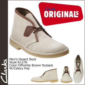 Clarks originals Clarks ORIGINALS desert boots 61276 leather Desert Boot mens