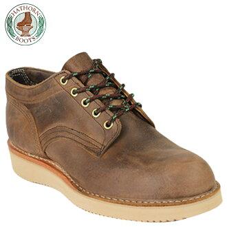 ハソーン HATHORN whites Boots Rainier Oxford Shoes 504 NWC RAINIER OXFORD E wise leather mens WHITE's BOOTS DISTRESSED
