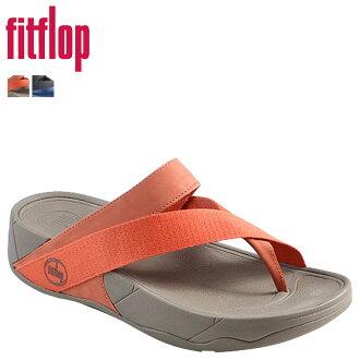 适合触发器 FitFlop 凉鞋 185-211 185 225 吊索运动棉妇女吊索