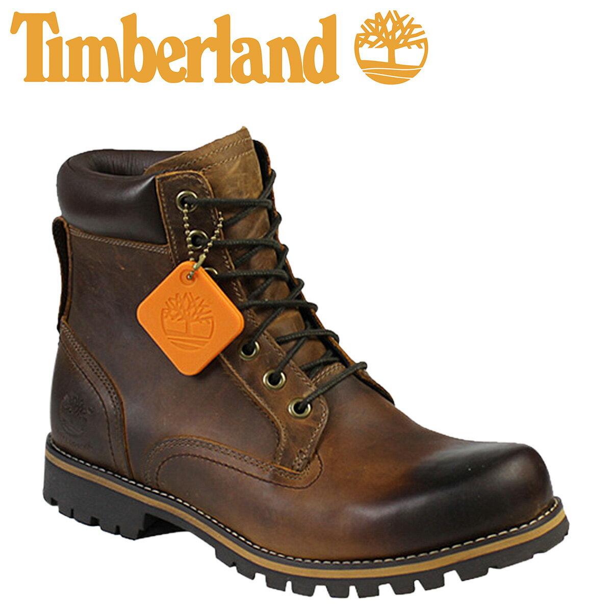 Timberland Timberland Earthkeepers Rugged 6 Inch Boots [Brown] 74134  Earthkeepers Rugged 6Inch Waterproof Boot Leather Menu0027s [regular]
