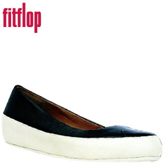 Fit flops FitFlop women's LEATHER DUE due pumps 3 colors leather shoes 246 [3 / 17 new in stock] [regular]
