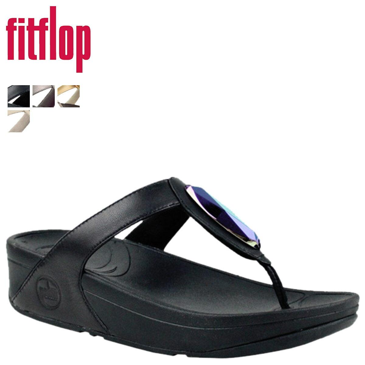 FitFlop フィットフロップ CHADA LEATHER チャダ サンダル 4カラー レザー SANDAL 364 レディース