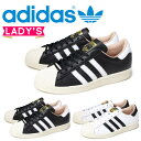 f27678cf102 adidas Originals superstar Adidas originals Lady s sneakers SUPERSTAR 80S W  BY2957 BY2958 shoes white black