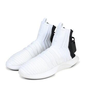 new product ac1c0 5c75a ALLSPORTS adidas Originals CRAZY 1 ADV SOCK PK Adidas crazy 1 sneakers men  CQ0985 white originals 312 Shinnyu load 183  Rakuten Global Market
