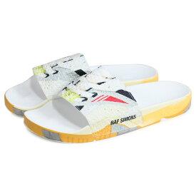 adidas Originals RAF SIMONS RS TORSION ADILETTE アディダス オリジナルス ラフシモンズ トーション アディレッタ サンダル シャワーサンダル メンズ コラボ ホワイト 白 EE7958