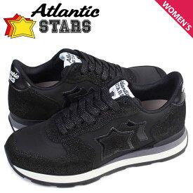 Atlantic STARS VEGA レディース スニーカー アトランティックスターズ ベガ GLN 81N 靴 ブラック [10月 追加入荷]