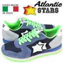 Atlantic STARS メンズ スニーカー アトランティックスターズ アンタレス ANTARES IAN-87A 靴 ネイビー [4/19 新入荷]…