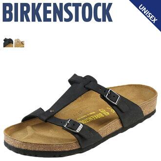 Birkenstock-BIRKENSTOCK Larissa LARISA [normal width leather] [regular] 2 color Womens mens unisex