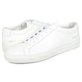 Common Projects ACHILLES LOW コモンプロジェクト アキレス ロー スニーカー メンズ ホワイト 白 1528-0506
