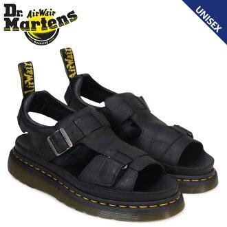 Dr.Martens凉鞋女士人博士马丁皮革SHORE HAYDEN GRUNGE SANDAL R22168001黑色[3/29新进货]