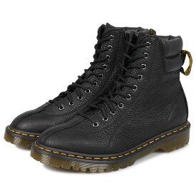Dr.Martens SANTO GRIZZLY 10EYE BOOT ドクターマーチン 10ホール ブーツ メンズ レディース ブラック 黒 R24969001