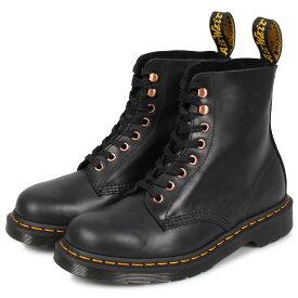 Dr.Martens 1460 PASCAL 8EYE BOOT ドクターマーチン 8ホール ブーツ メンズ レディース ブラック 黒 R25359001