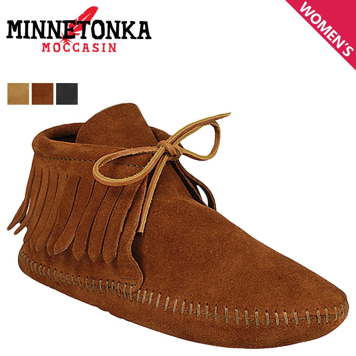 MINNETONKA ミネトンカ クラシック フリンジ ブーツ ソフトソール CLASSIC FRINGE BOOT SOFT SOLE レディース