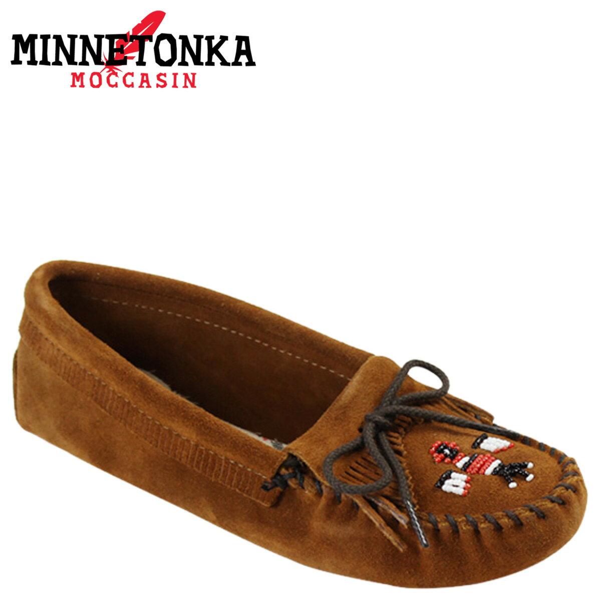 MINNETONKA ミネトンカ モカシン サンダーバード ソフトソール THUNDERBIRD SOFT SOLE レディース