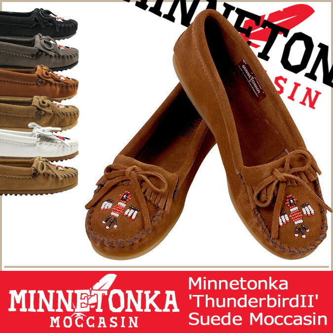 MINNETONKA THUNDERBIRD II ミネトンカ モカシン サンダーバード 2 レディース [181]