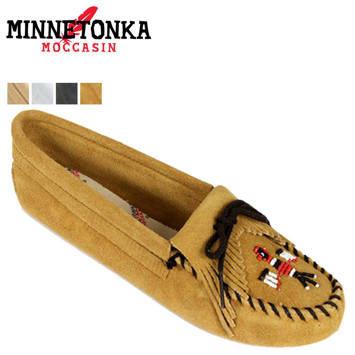 MINNETONKA THUNDERBIRD SOFT SOLE MOC ミネトンカ ルームシューズ モカシン サンダーバード ソフトソール レディース
