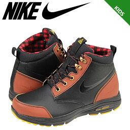 NIKE耐吉運動鞋長筒靴女士DUAL FUSION JACK BOOT GS 535921-001鞋黑色[9000雙]