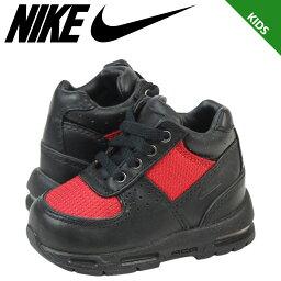 耐吉NIKE空氣最大運動鞋嬰兒小孩AIR MAX GOADOME TD空氣最大戈爾半圓形屋頂311569-061鞋黑色