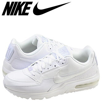 big discount factory price discount Nike NIKE AIR MAX LTD 3 sneakers Air Max Ltd 3 leather mens 687977-111  WHITE/WHITE white [12 / 26 new stock] [regular] ★ ★