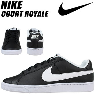 NIKE Nike coat Royal COURT ROYALE 749747-010 in sneakers mens shoes black