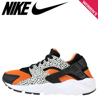 af6ea9c85be92 NIKE Nike haratilland sneakers Womens HUARACHE RUN SAFARI GS 820341-100  shoes Orange
