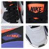 耐吉NIKE空氣最大女士運動鞋AIR MAX 90 MESH空氣最大833418-002鞋灰色[1/20新進貨]