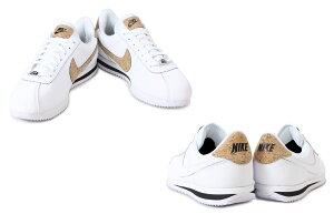 ナイキNIKEコルテッツレザースニーカーCORTEZBASICLEATHERPREMIUM876874-001876874-100メンズ靴[3/6新入荷]