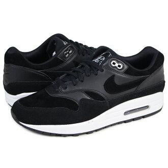 promo code 66722 1fb46 ALLSPORTS  NIKE AIR MAX 1 PRMEIUM Kie Ney AMAX 1 premium sneakers  875,844-001 men s shoes black  10 4 Shinnyu load    Rakuten Global Market