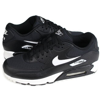 Nike NIKE Air Max 90 sneakers Lady's men WMNS AIR MAX 90 black 325,213-060 [load planned Shinnyu load in reservation product 2/13 containing] [192]
