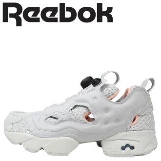 12deb70667e ALLSPORTS  Reebok Reebok pump fury crashex sneakers INSTAPUMP FURY CLSHX  V69687 men s women s shoes white  ☆ 10.