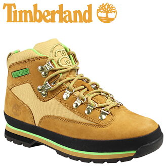 c8b2748adaf [SOLD OUT] Timberland STUSSY Timberland euro hiker boots EURO HIKER BOOT  nubuck men's collaboration with W name 6239A wheat [genuine]