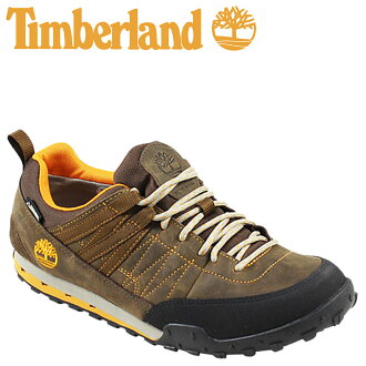 Timberland Timberland Greeley approach row leather Gore-Tex shoes GREELEY APPROACH LOW LEATHER GORE-TEX leather mens 5740A Brown [3 / 24 new in stock] [regular] ★ ★