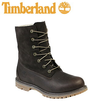 7dc24d1b62bf Timberland Timberland authentic Teddy fleece boots  Brown  8327 R Authentic Teddy  Fleece Boot leather junior kids child ladies  genuine
