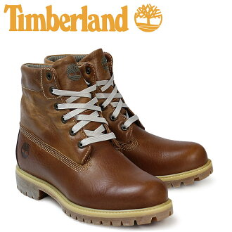 Timberland Timberland roll top boots ROLLTOP BOOTS A17M1 W wise waterproof Brown mens [10/28 new in stock]