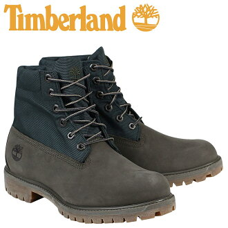 Timberland Timberland roll top Cordura boots ROLLTOP-CORDURA BOOTS A17QQ W wise waterproof Brown men's [9/16 new in stock]