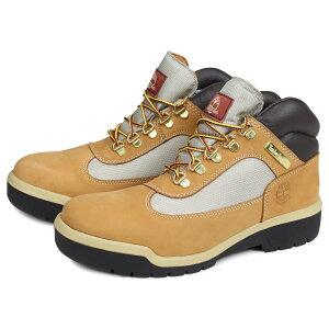 【最大1000円OFFクーポン】 Timberland FIELD BOOT F/L WP ティンバーランド フィールド ブーツ メンズ 防水 ウィート ベージュ A18RI