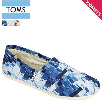 d116ea27fdb ALLSPORTS  Thoms shoes TOMS SHOES Lady s slip-ons WOMEN S SEASONAL CLASSICS  Tom s Thoms shoes