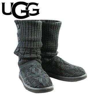 [SOLD OUT]UGG丑陋的大地羊皮长筒靴WOMENS LELAND 1000464羊皮女士]