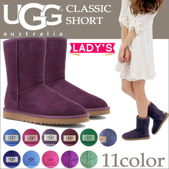 «Reservation products» «11 / 5 days will be in stock» ★ 43% ★ UGG UGG women's classic short Shearling boots 5825 WOMENS CLASSIC SHORT Womens 2013 FALL new Sheepskin